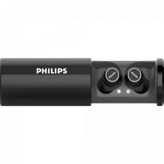 Fone de Ouvido Bluetooth TAST702BK/00 Preto PHILIPS