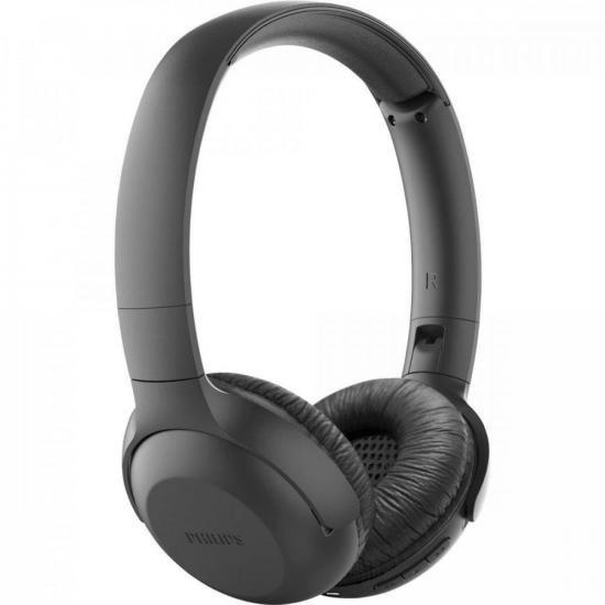 Fone de Ouvido Bluetooth TAUH202BK/00 Preto PHILIPS