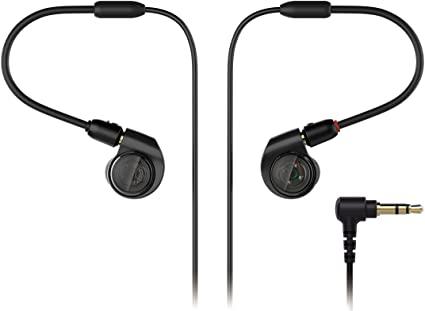 FONE DE OUVIDO IN-EAR AUDIO-TECHNICA ATH-E40