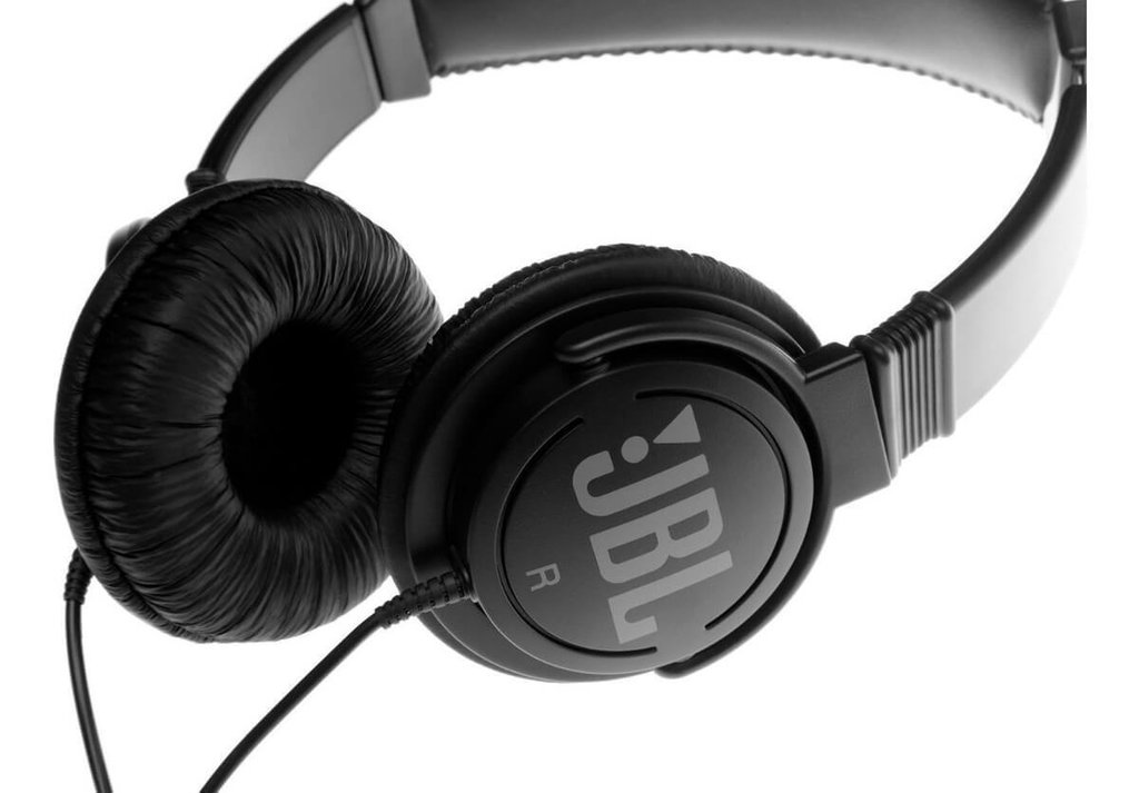 FONE DE OUVIDO JBL ON EAR PRETO - C300SI - JBLC300SIBLK (28910694)