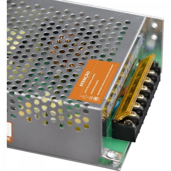 Fonte Colmeia 12VDC 20A 240W Bivolt Manual FTC1220 HAYONIK