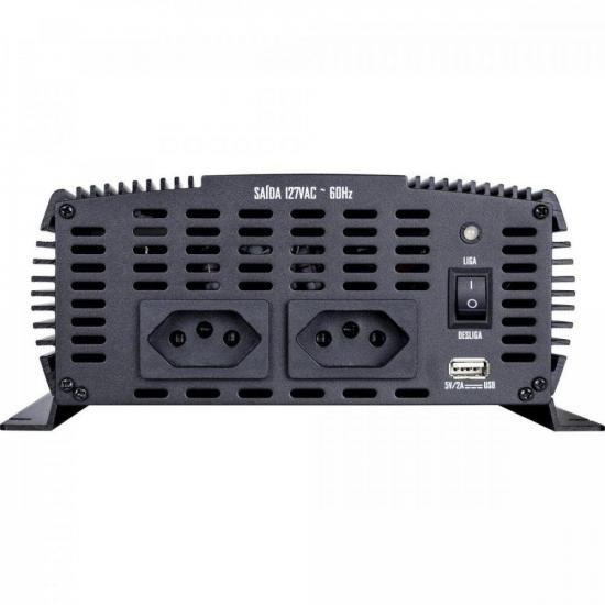 Inversor de Onda Modificada 1500W 12VDC/127V PW11-3 HAYONIK