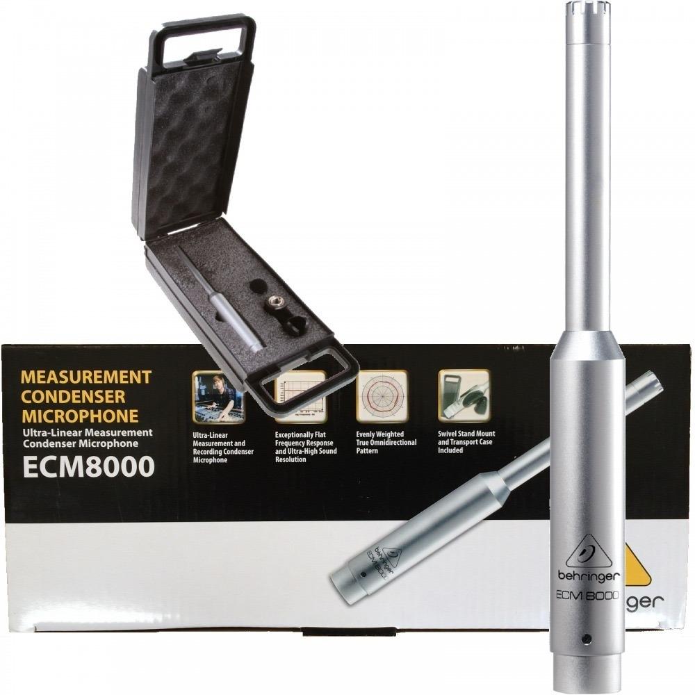 MICROFONE BEHRINGER ECM-8000