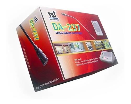 MICROFONE COM FIO TSI DA-237