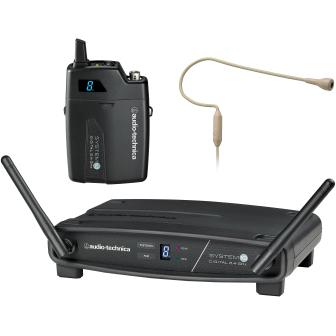 MICROFONE SEM FIO AUDIO-TECHNICA HEADSET ATW-1101/H92