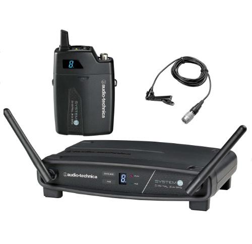 MICROFONE SEM FIO AUDIO-TECHNICA LAPELA ATW-1101/L
