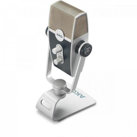 Microfone USB Multimodo Ultra-HD Lyra AKG