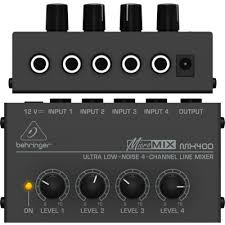 MICROMIX BEHRINGER MX400