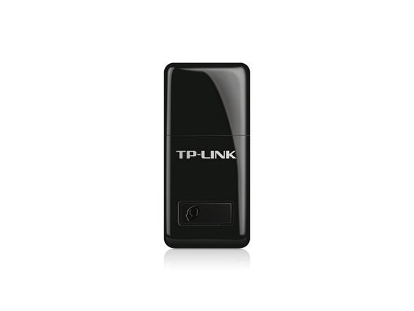 MINI ADAPTADOR USB WIRELESS TP-LINK N300MBPS TL-WN823N