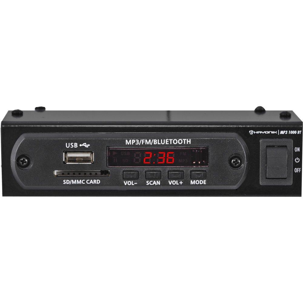 MÓDULO PRÉ AMPLIFICADOR  HAYONIK MP3 1000BT (59929)