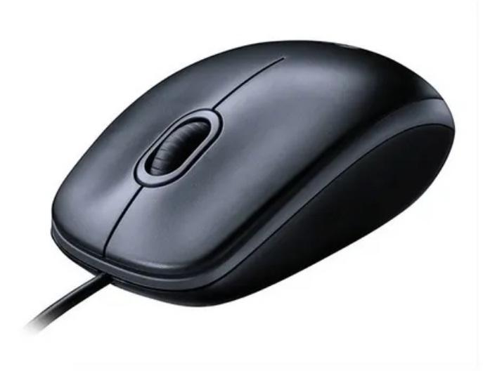 MOUSE OPTICO USB PRETO M100 LOGITECH