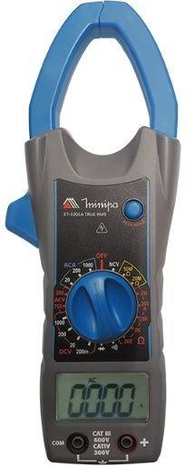 MULTIMETRO ALICATE DIGITAL CAT IV 300V MINIPA ET-3201A
