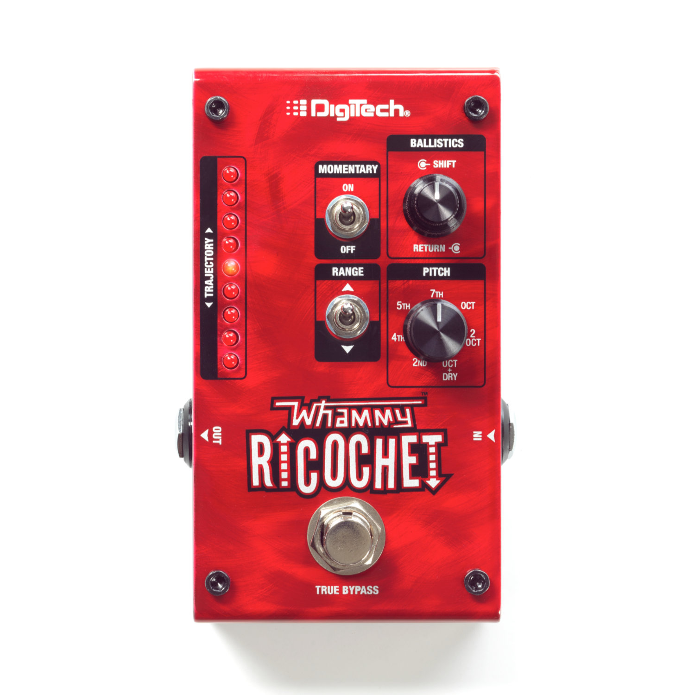 PEDAL P/ GUITARRA WHAMMY RICOCHET (RICOCHET-V-00)