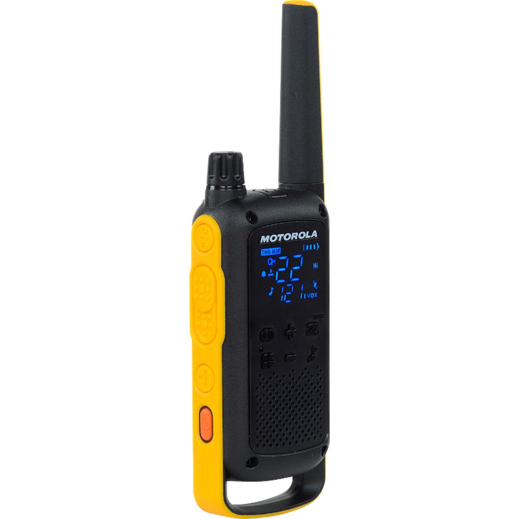 RADIO MOTOROLA TALKABOUT  T470BR 35KM AM PAR  (00071670)