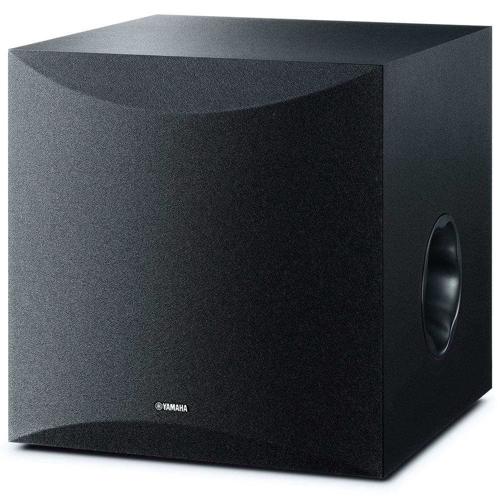SUBWOOFER PARA HOME THEATER 10'' YAMAHA NS-SW100BL
