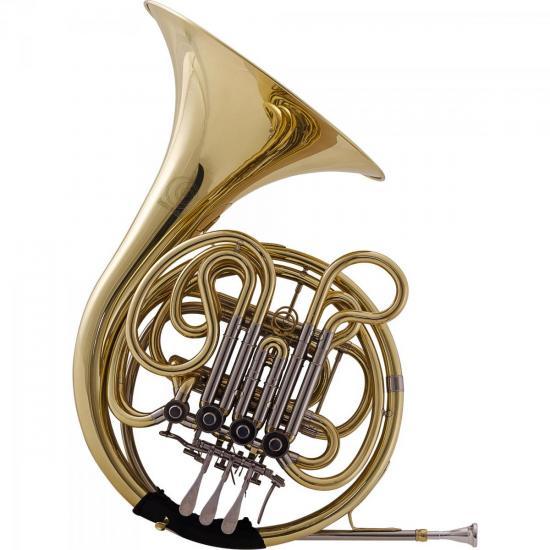 Trompa F/Bb HFH-600L Laqueado HARMONICS