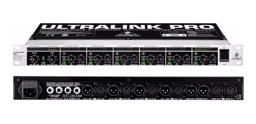 ULTRA LINK BEHRINGER MX 882