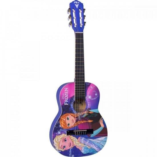 "Violão Acústico Infantil Nylon 30"" (1/4) Disney Frozen VIF-2 PHX"