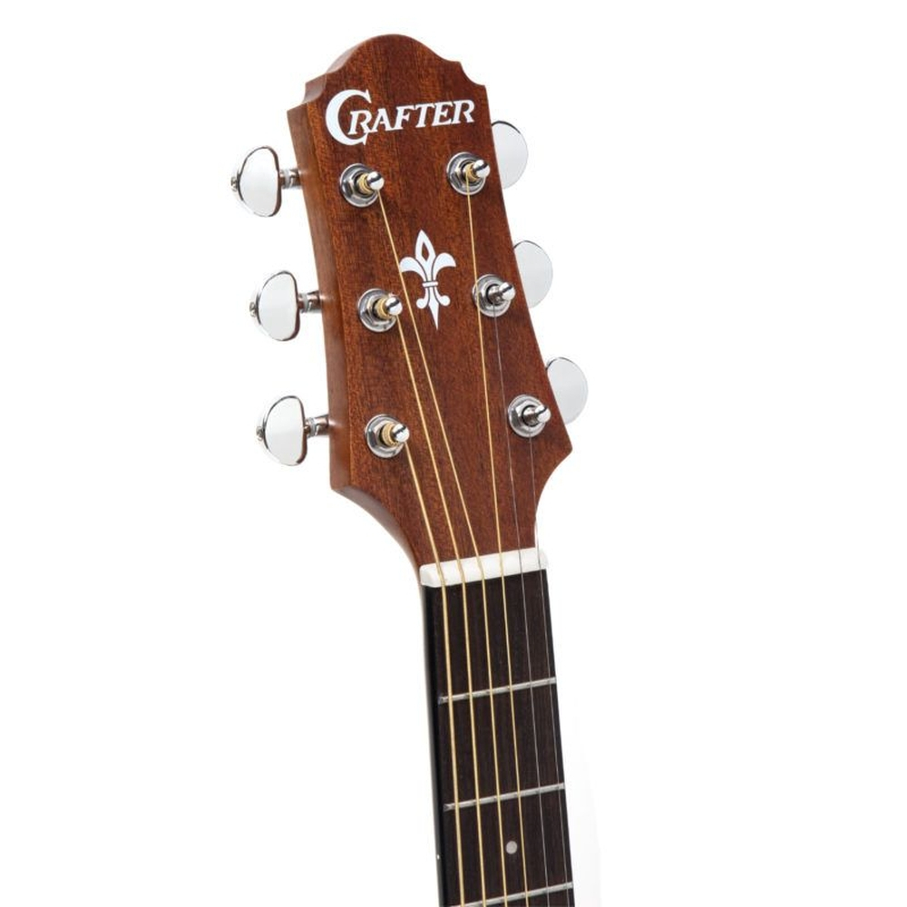 VIOLAO CRAFTER ORCHESTRA CUTWAY HT-100CE/OP.N