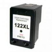Cartucho de tinta compatível HP 122XL / HP 122 / HP61XL / HP61 / HP 61 preto 12 ml [1000, 2000, 2050, 3050 ]