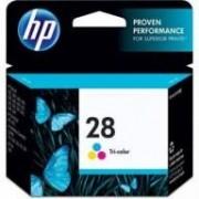 Cartucho de Tinta HP 28 Color Original [5160, 5650, 5850]