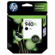 Cartucho de Tinta HP 940 XL Preto Original [8000, 8500 , 8500A]