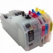 Kit de Tintas - Bulk Ink - Brother J105