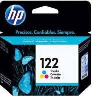 Cartucho de Tinta HP 122 Color Original [ 1000, 2000, 2050, 3050 ]