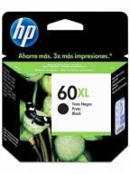 Cartucho de Tinta HP 60XL Preto Original [ D2530 ,D2545 ,D2560 ,F4280 ,F4480  ,F4680, HP Deskjet 1660