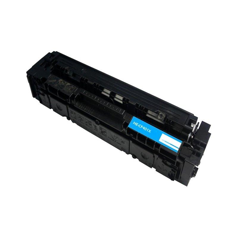 TONER HP CF 401X, CF401X, 401 X ( M252DW, M252, M272, 277 )