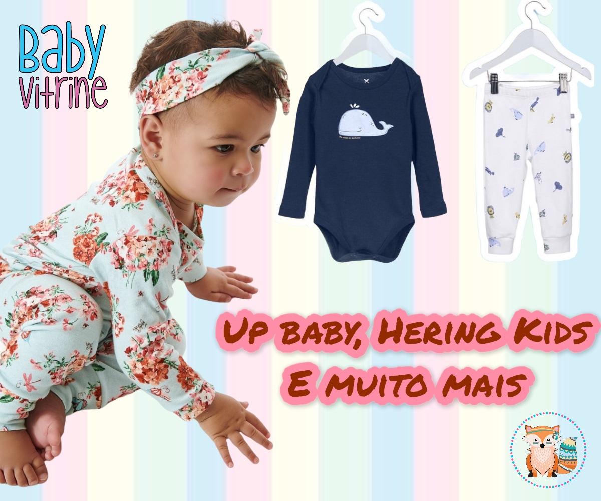 CONJUNTO INFANTIL HERING KIDS MENINA FEMININO BODY MANGA LONGA CALÇA ARCO ÍRIS LILÁS