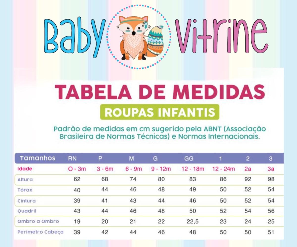 MACAQUINHO UP BABY CURTO  MASCULINO FEMININO MENINO MENINA UNISSEX GUAXINIM
