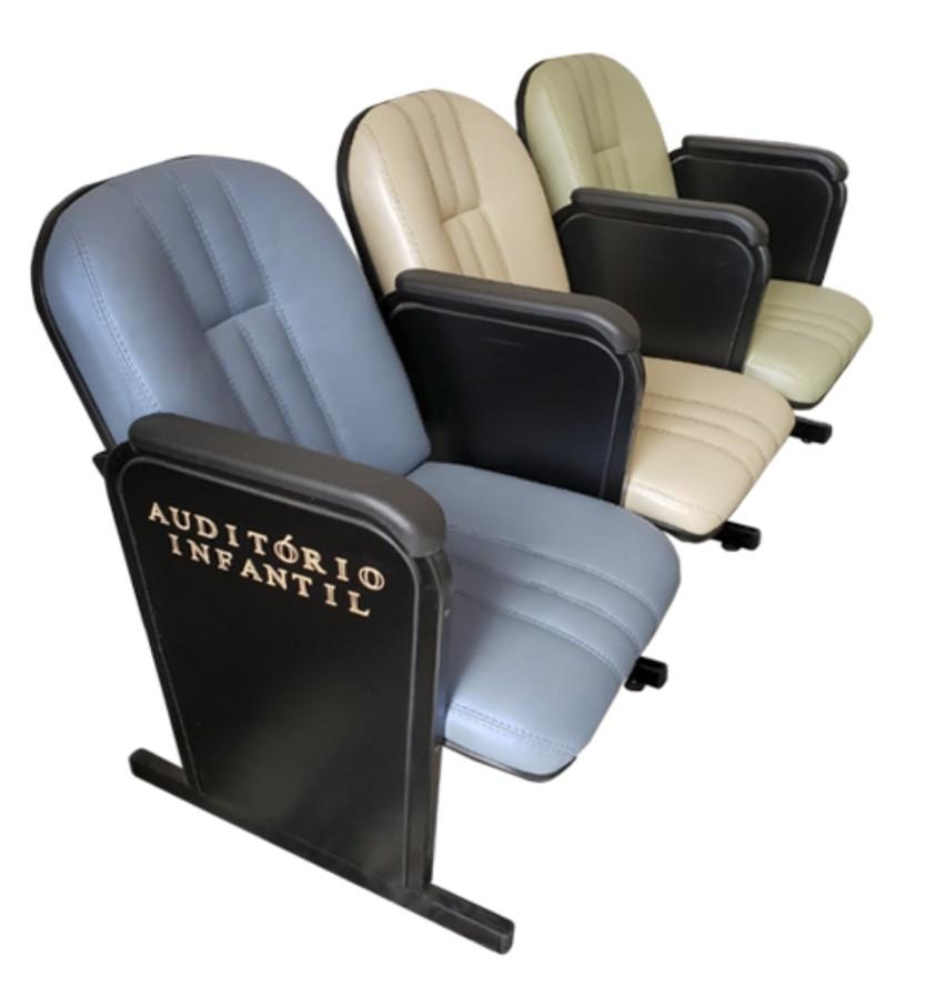 Cadeira Infantil para Auditório