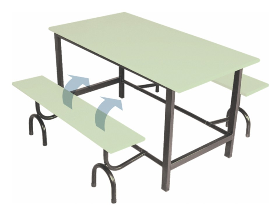 Mesa para Refeitório