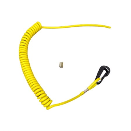 Cordão Corta Circuito com Trava Amarelo- Todos