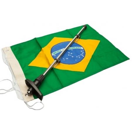Mastro Porta Bandeira - Preto