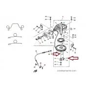 Mola da Unha Partida Yamaha  15 / 25 HP