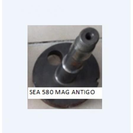 Placa Virabrequim Magneto Jet Sea 580 - Antigo - USADO