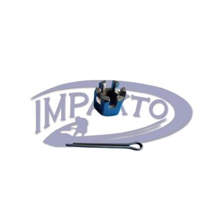 Porca Helice Motor Suzuki 9.9 / 15 HP