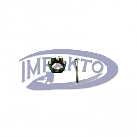 Porca Helice Motor Yamaha 25 / 30 HP