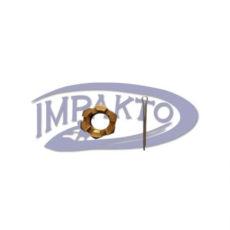 Porca Helice Motor Yamaha 60 / 85 / 140 HP