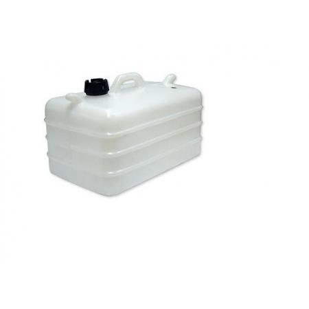 Tanque Gasolina 28 Litros - Branco