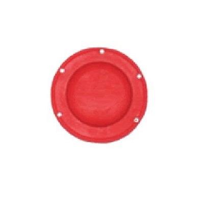 Botao Partida Sea Doo 2 TEC - Silicone Vermelho