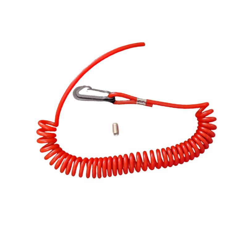 Cordão Corta Circuito com Trava Vermelho - Todos