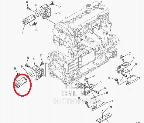 COXIM MOTOR JET SKI YAMAHA 800 / 1100 / 1300 / 1800
