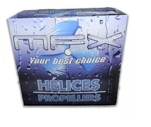 Helice Mercury 40 HP Super - Passo 14