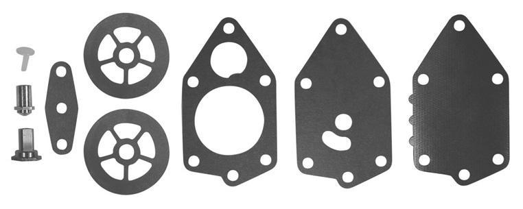 Kit Reparo Bomba Gasolina Johnson / Evinrude 9.9 a 155 HP