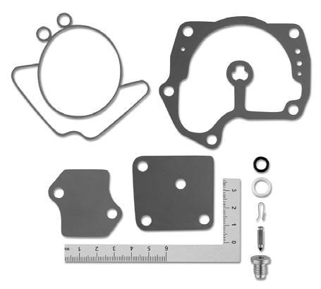 Kit Reparo Carburador Johnson / Evinrude 120 a 200 HP