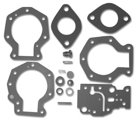 Kit Reparo Carburador Johnson / Evinrude 4 / 6 / 9.9 HP