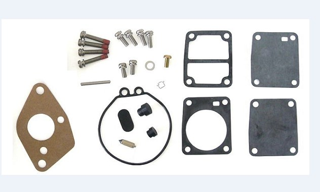 Kit Reparo Carburador Mercury 4 a 5 HP